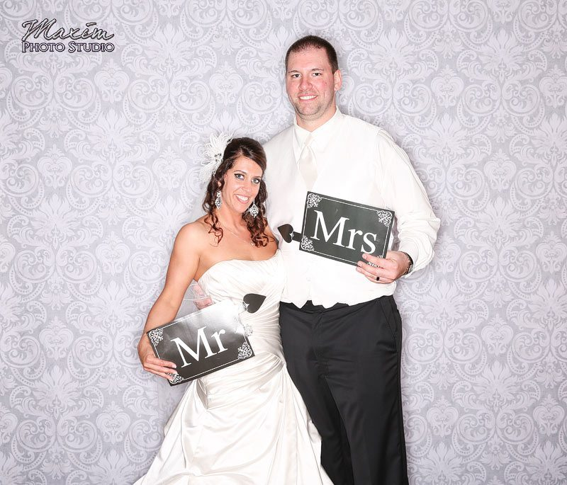 Dayton Wedding Live Photo Booth