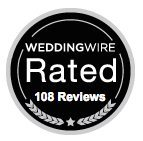 WeddingWire 109 Wedding Reviews
