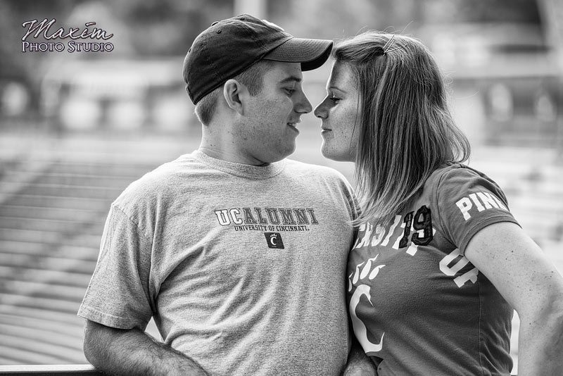 Nippert Stadium Cincinnati Engagement