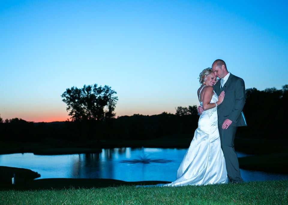 Pebble Creek Golf Club Wedding