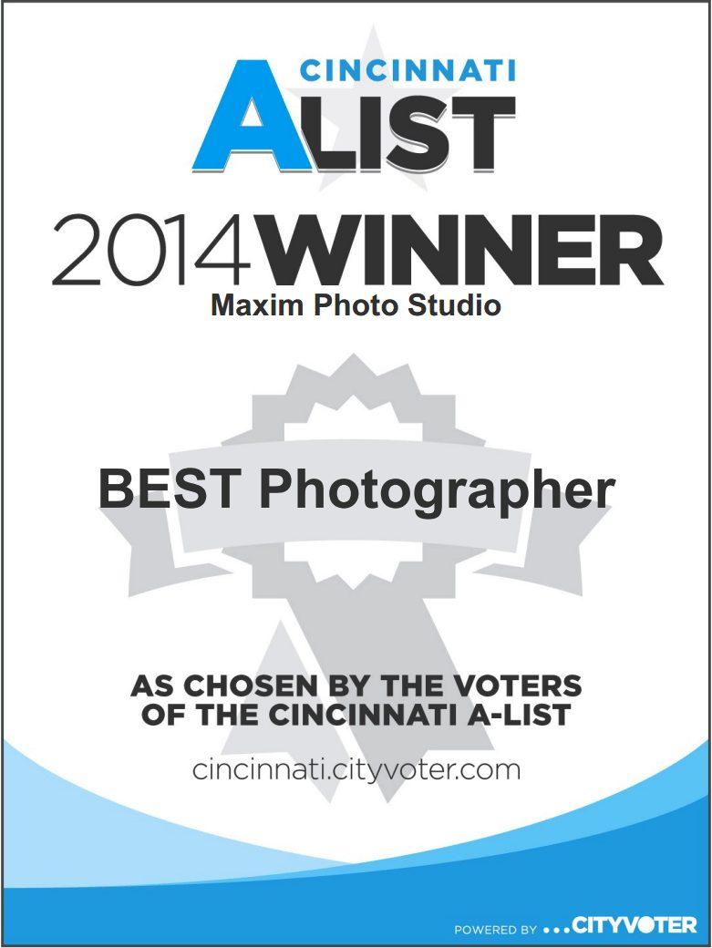 Maxim Photo Studio Best Cincinnati Wedding Phpotographers