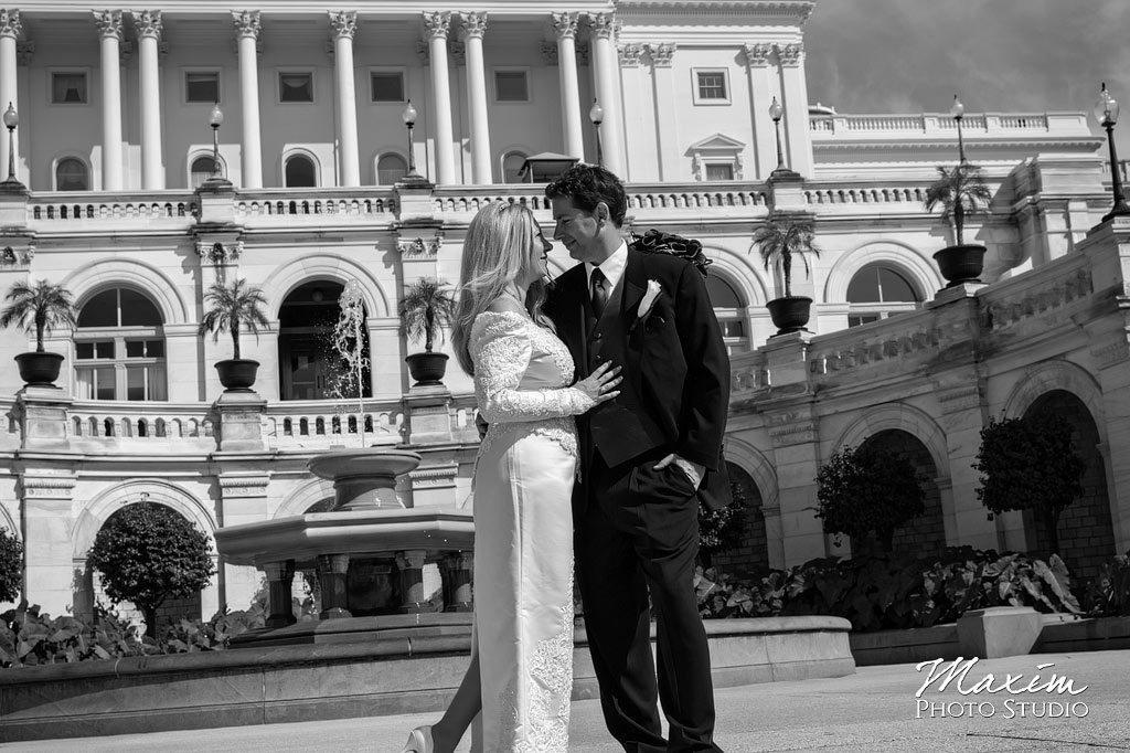 Washington DC Capitol wedding