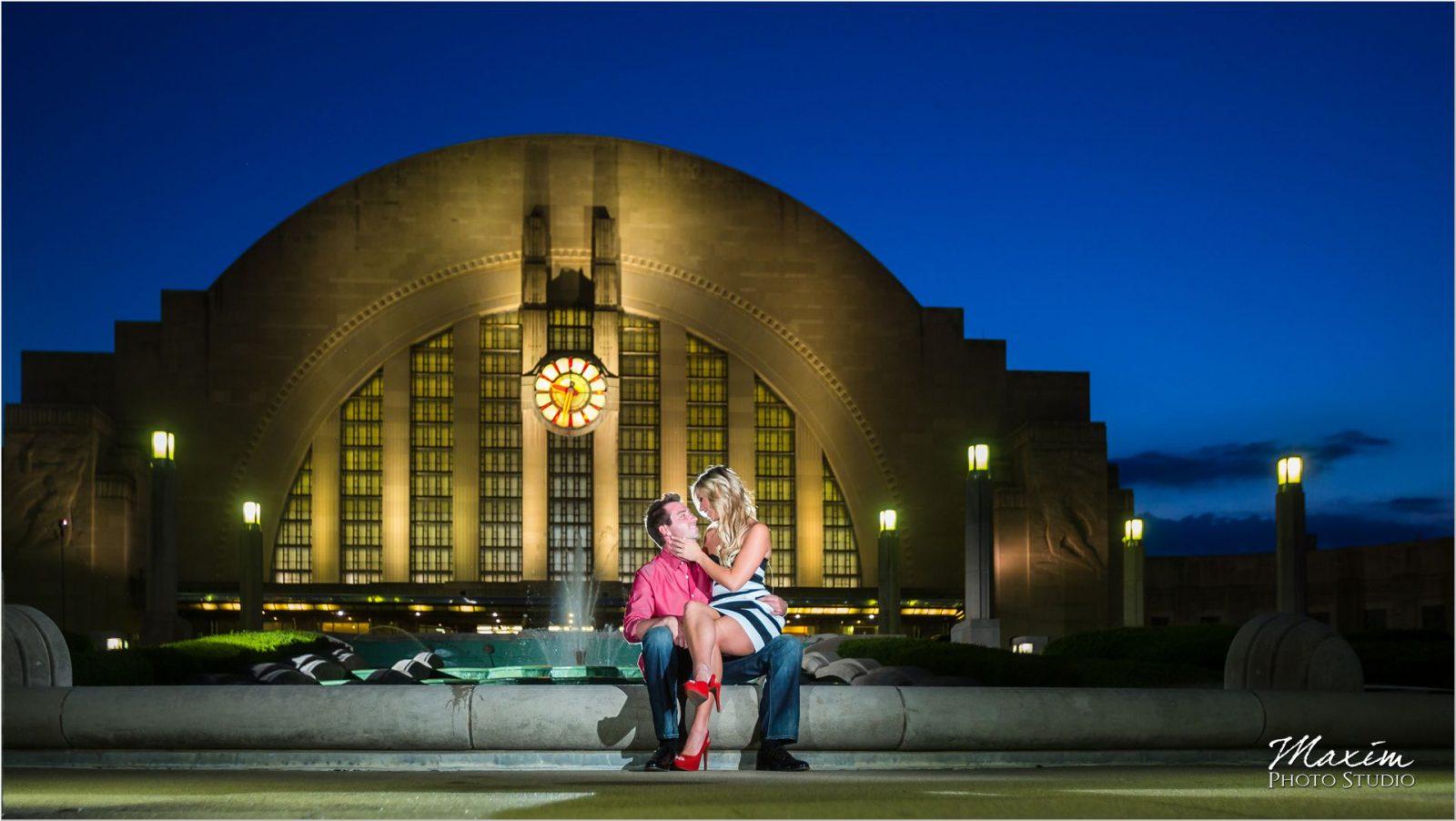 Cincinnati Union Terminal Museum Center Engagement
