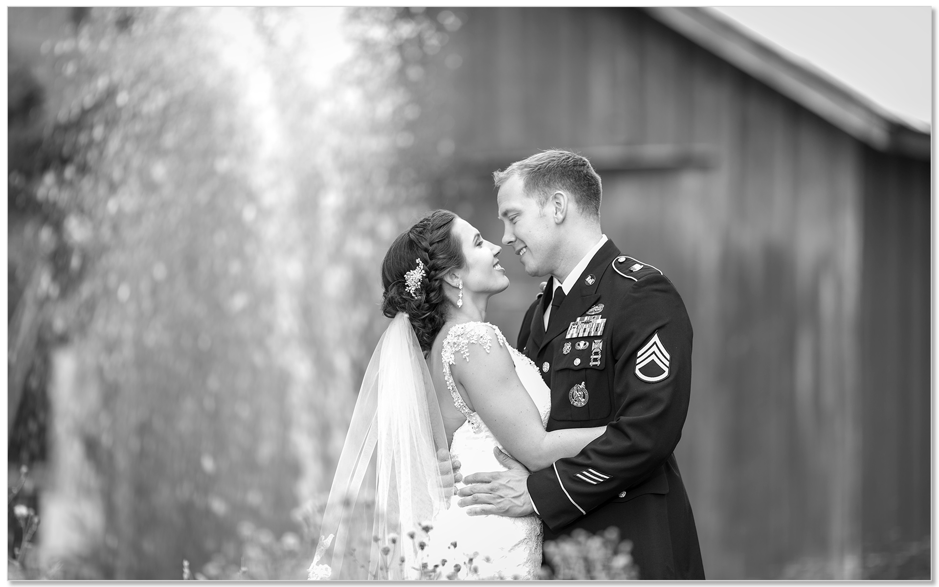 Willow Tree Inn Dayton Ohio wedding