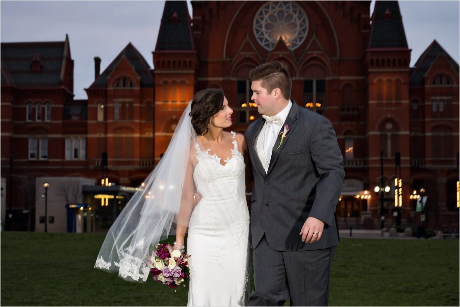 Cincinnati Music Hall Wedding