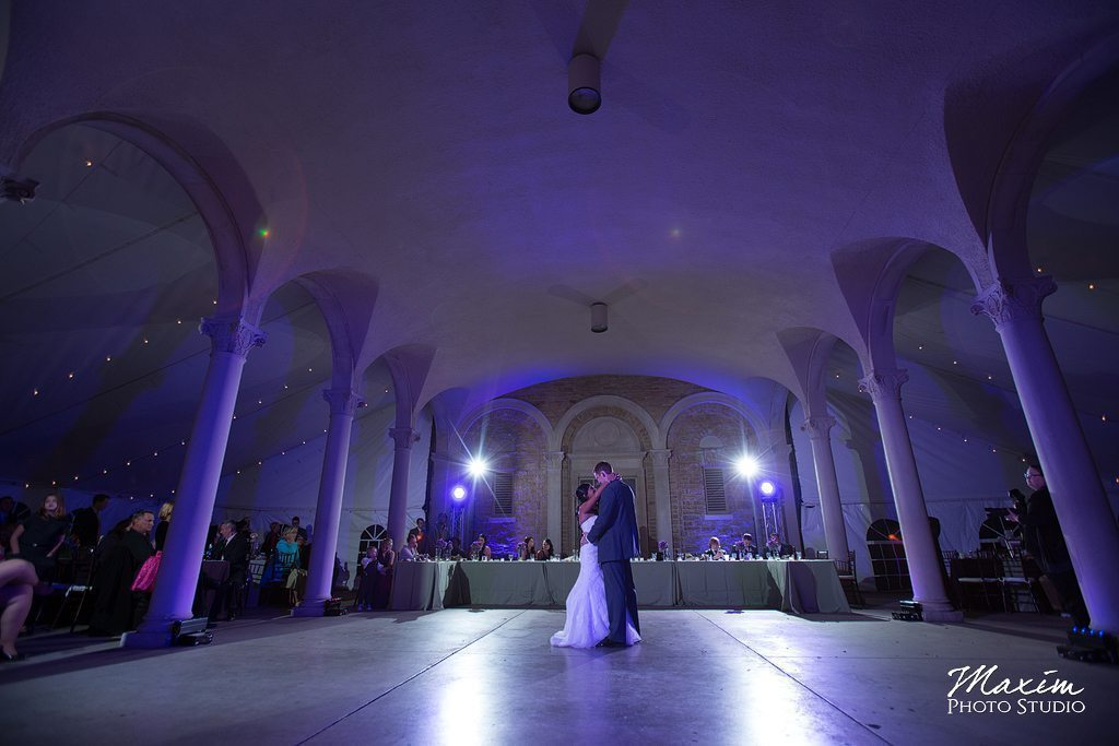 Ault Park Cincinnati Wedding Dance