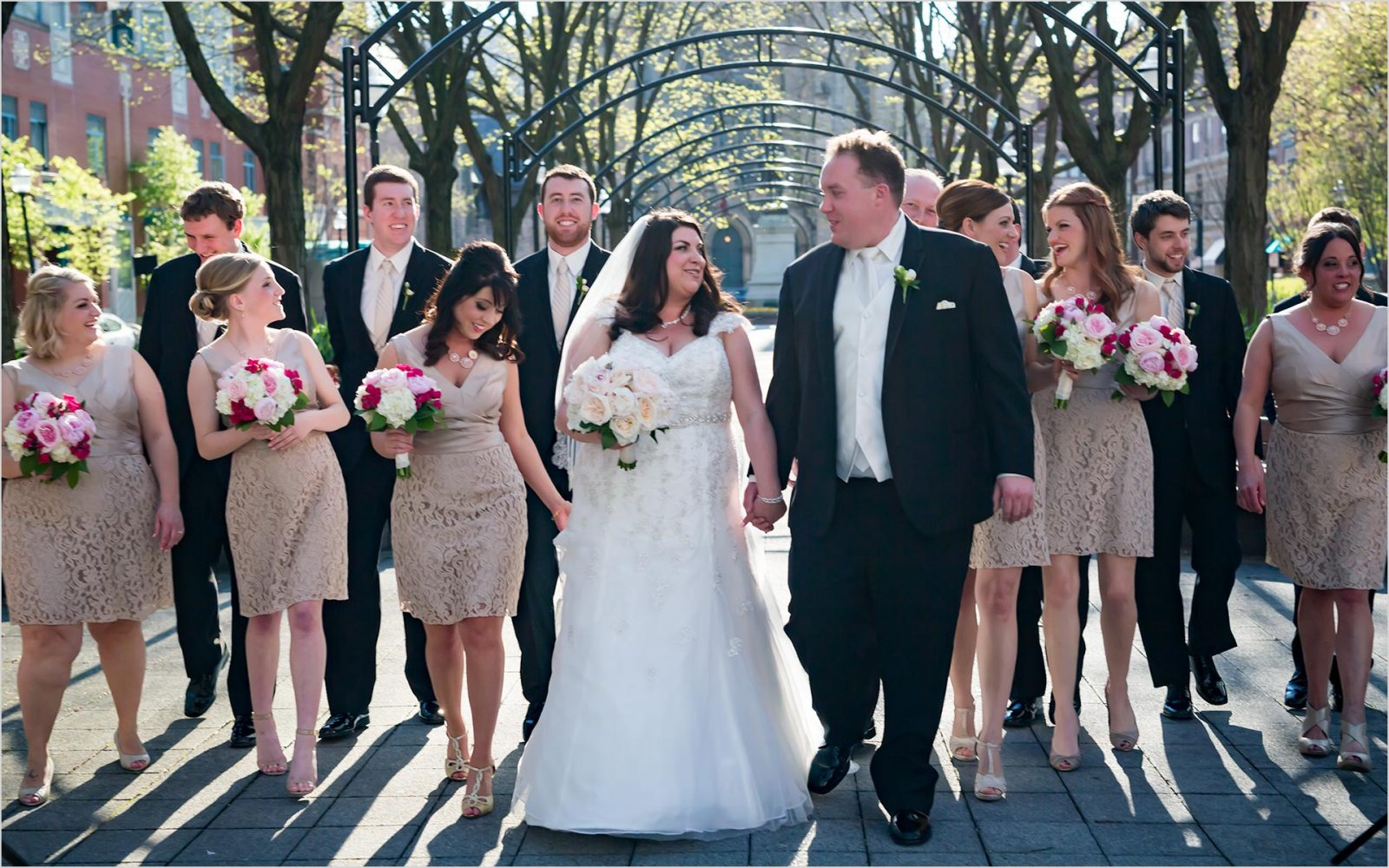 The Phoenix Cincinnati wedding, Garfield Park