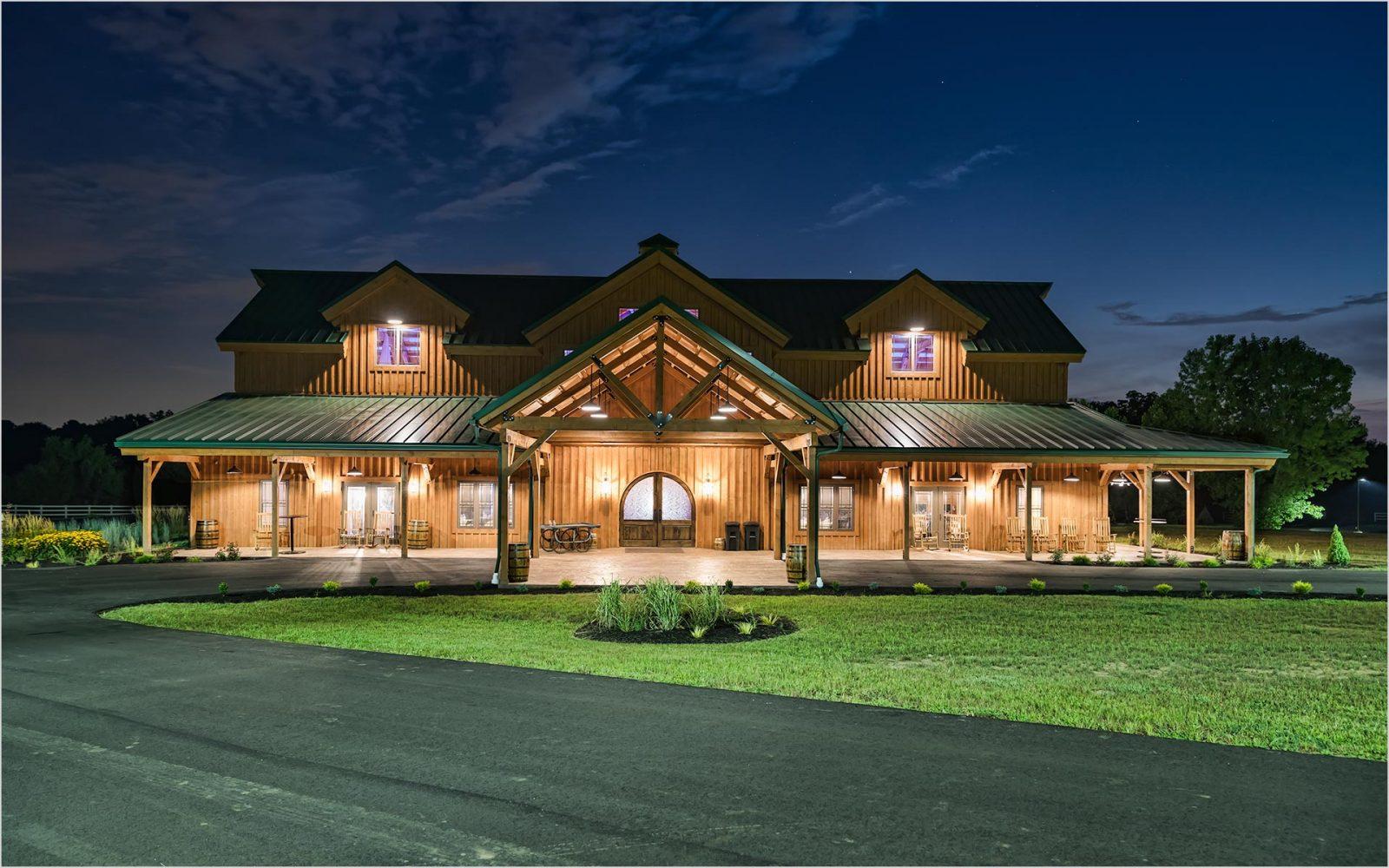 Rolling Meadows Ranch, Lebanon Ohio Wedding
