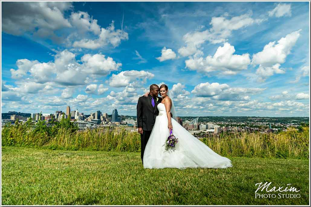 Drees Pavilion Cincinnati wedding picture