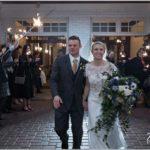 Manor House Ohio, Wedding sparklers