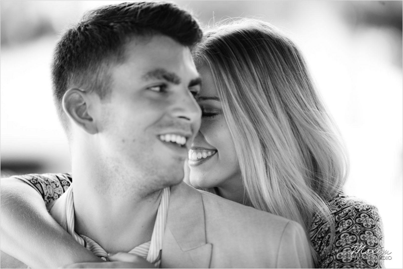 PG Gardens Cincinnati Surprise wedding Proposal