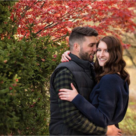 Mt. Airy Forest Cincinnati Engagement EV-01