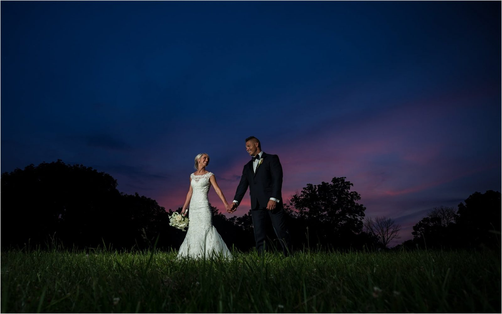 Goshen Crest Farm Louisville Kentucky Wedding