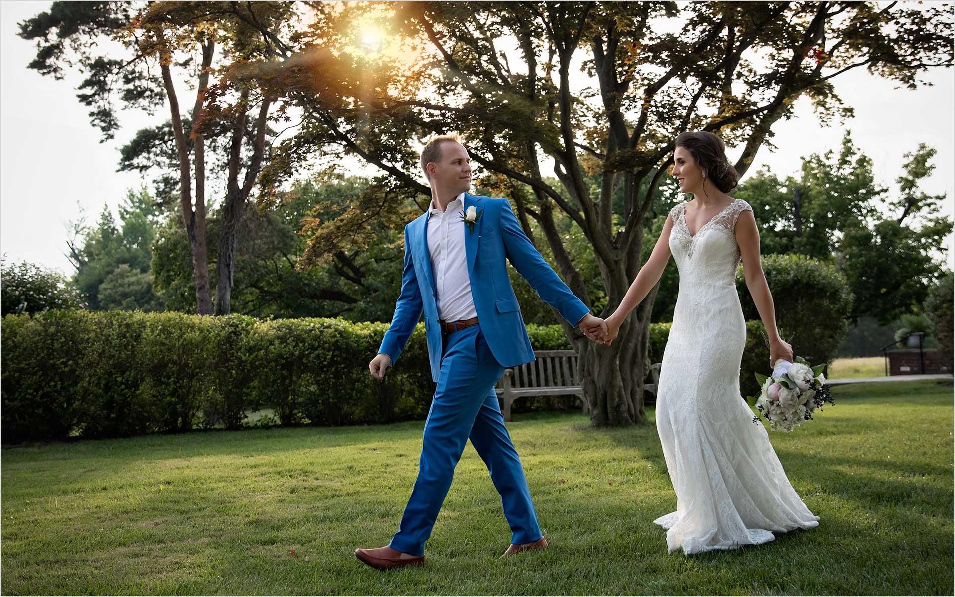 Pinecroft at Crosley Estates Cincinnati Wedding Bride Groom