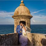 San Juan Puerto Rico Bride Groom Destination Wedding