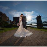 Roebling Bridge The Grand Ballroom wedding